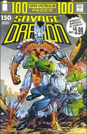 Savage Dragon (1993) 150-B