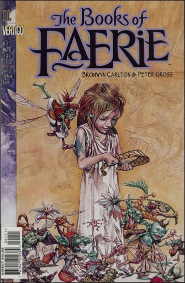 Books of Faerie 1-A by Vertigo