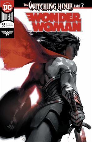 Wonder Woman (2016)  56-A