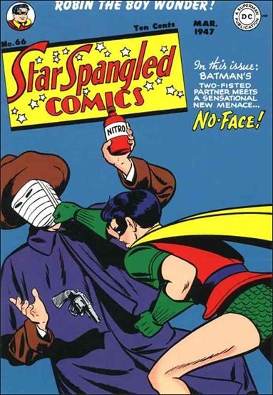 Star Spangled Comics (1941) 66-A by DC