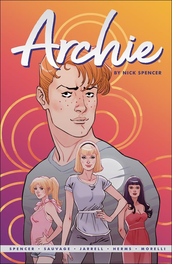 Archie by Nick Spencer 1-A by Archie