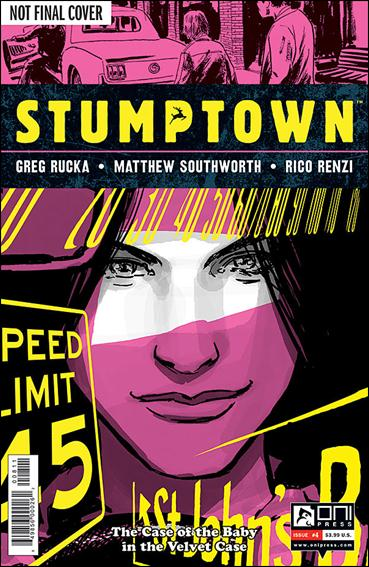 Stumptown (2012) 4-A by Oni Press