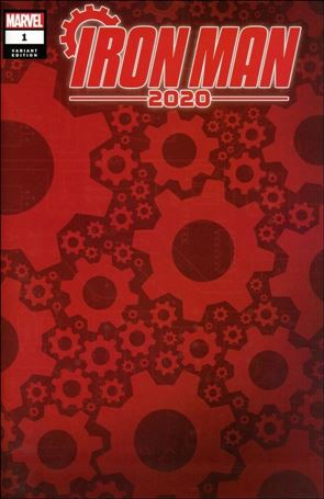 Iron Man 2020 (2020) 1-K