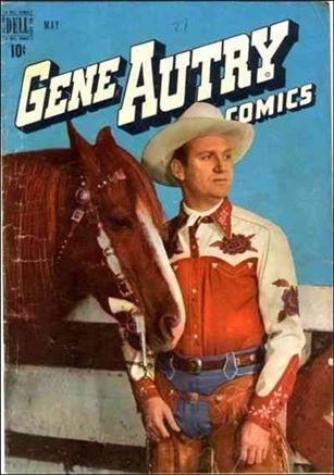 Gene Autry Comics (1946) 27-A