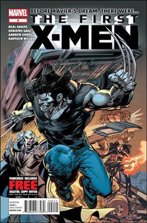First X-Men 2-A