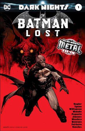 Batman: Lost 1-A
