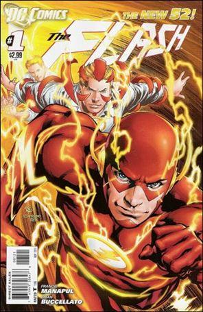 Flash (2011) 1-B