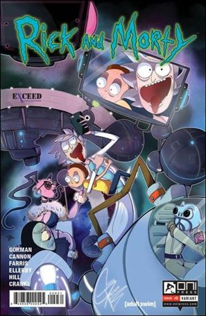 Rick and Morty 9-C