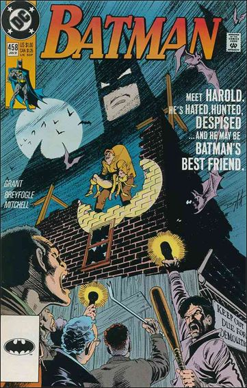 Batman (1940) 458-A by DC
