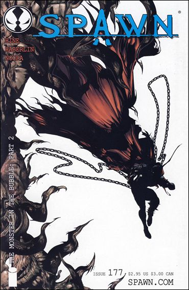 Spawn 177-A by Image