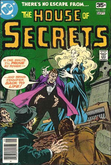 House of Secrets (1956) 153-A by DC