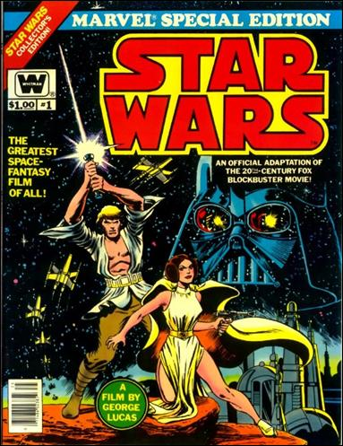 Marvel Special Edition featuring Star Wars 1-B by Marvel