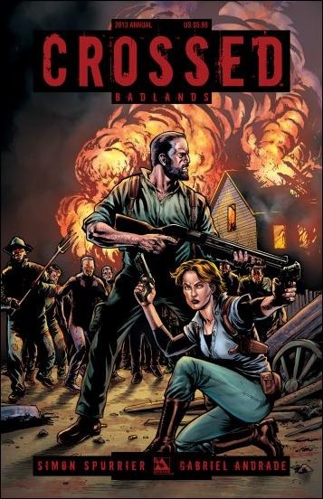 Crossed Annual 2013-A by Avatar Press