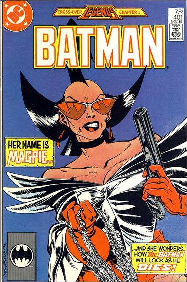 Batman (1940) 401-D by DC