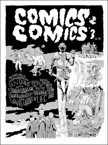 Comics Comics 3-A by Picturebox
