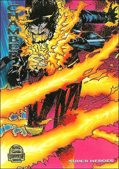 Marvel Universe: Series 5 (Base Set) 95-A by Fleer