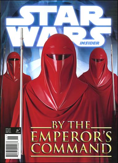 Star Wars Insider 140-C by Titan Magazines