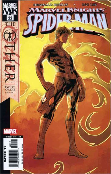 Marvel Knights Spider-Man (2004)  22-A by Marvel