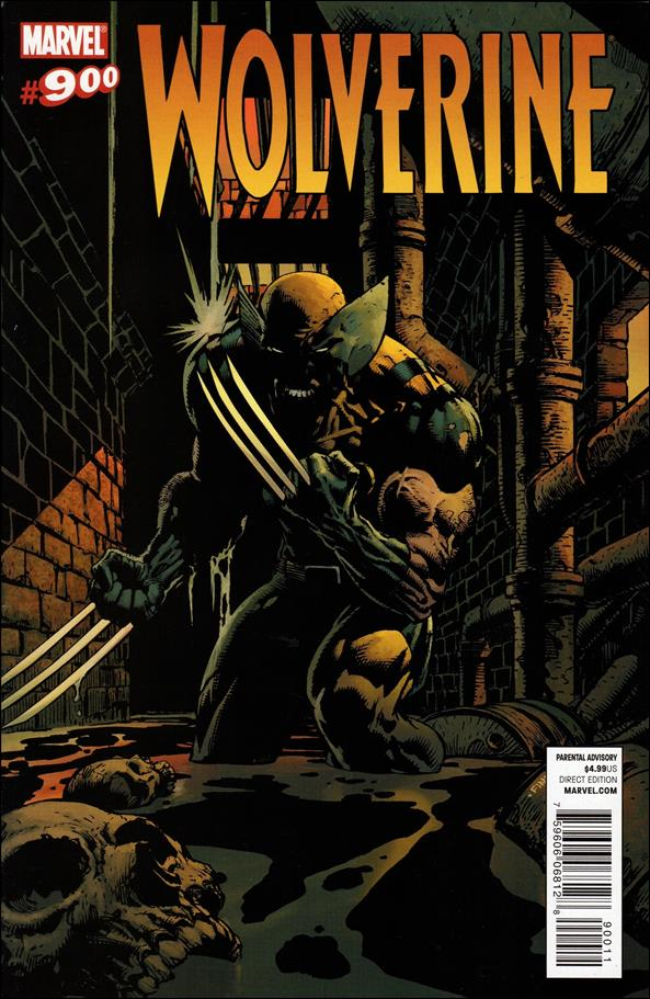 Wolverine (2003)  900-A by Marvel