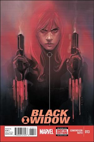 Black Widow (2014) 13-A