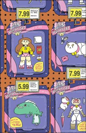 Bee and Puppycat 6-C