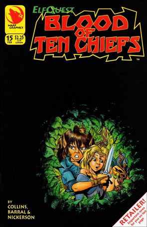 Elfquest: Blood of Ten Chiefs 15-A