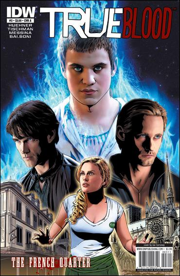 True Blood: French Quarter 3-A by IDW