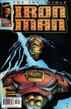 Iron Man (1996) 3-A