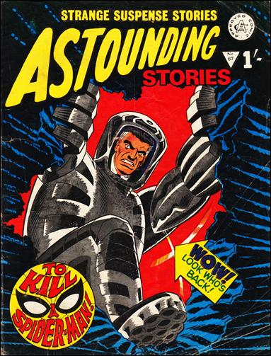 Astounding Stories (UK) 67-A by Alan Class