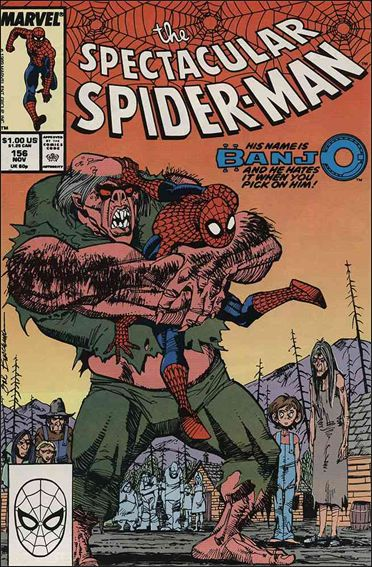 Spectacular Spider-Man (1976) 156-A by Marvel