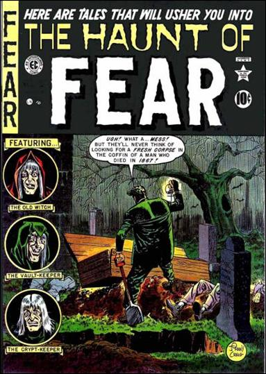 Haunt of Fear (1950) 5-A by E.C.