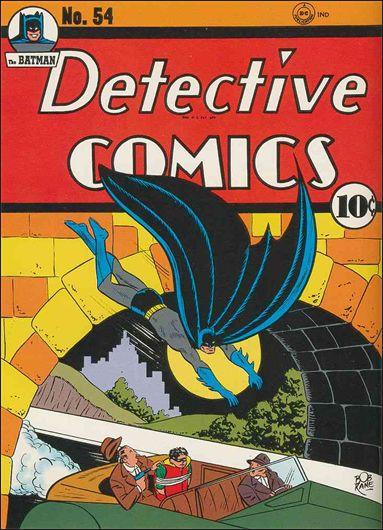 Detective Comics (1937) 54-A by DC