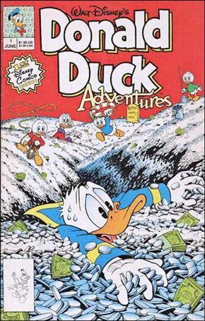 Walt Disney's Donald Duck Adventures (1990) 1-A