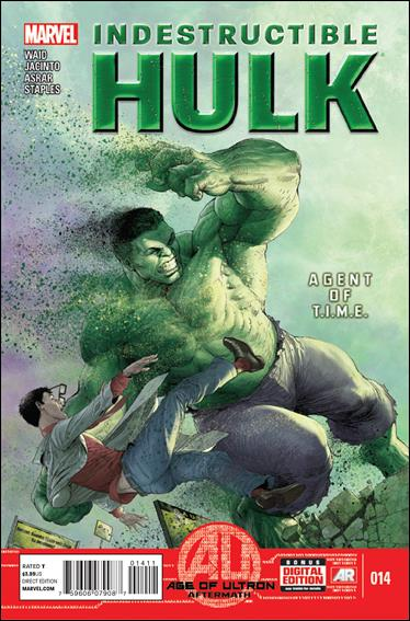Indestructible Hulk 14-A by Marvel