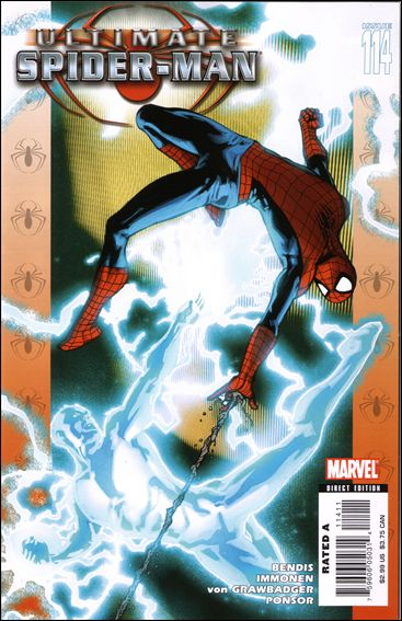 Ultimate Spider-Man (2000) 114-A by Marvel