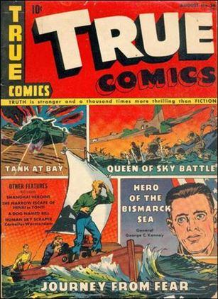 True Comics 26-A