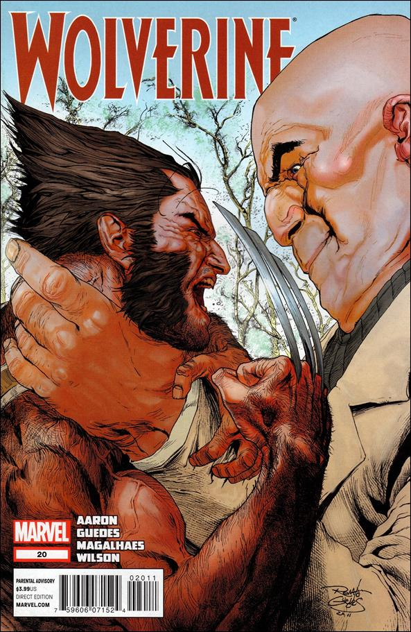 Wolverine (2010) 20-A by Marvel