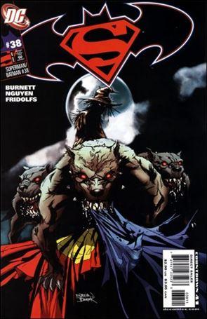 Superman/Batman 38-A