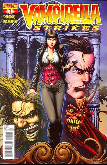Vampirella Strikes (2013) 1-D by Dynamite Entertainment
