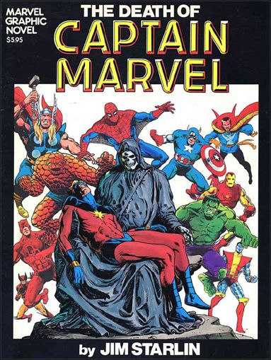Marvel Graphic Novel 1-A by Marvel