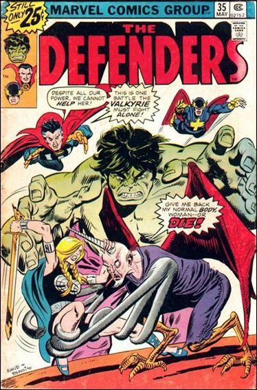 Defenders (1972) 35-A by Marvel