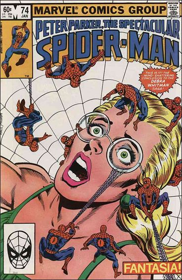 Spectacular Spider-Man (1976) 74-A by Marvel