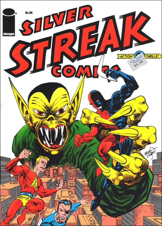 Silver Streak Comics (2009) 24-A by Image