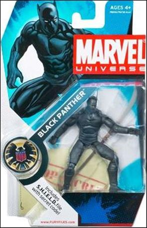 Marvel Universe (Series 1) Black Panther
