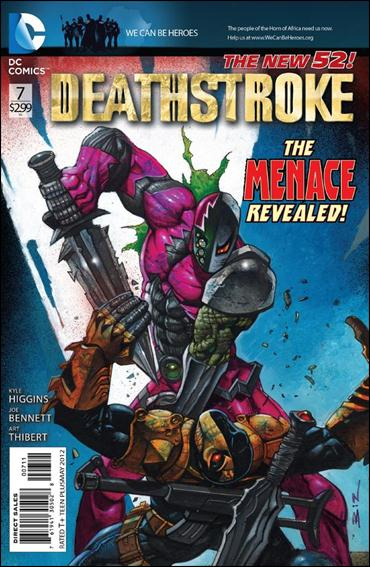 Deathstroke 7-A by DC