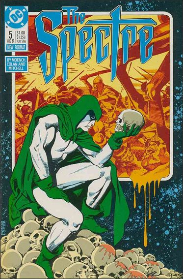 Spectre (1987) 5-A by DC