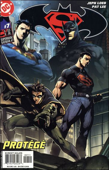 Superman/Batman 7-A by DC
