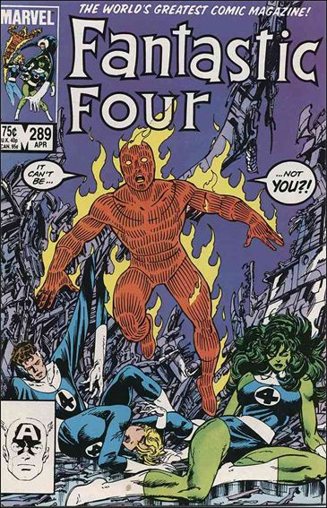 Fantastic Four (1961) 289-A by Marvel