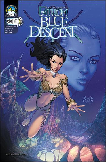 Michael Turner's Fathom: Blue Descent 0-B by Aspen