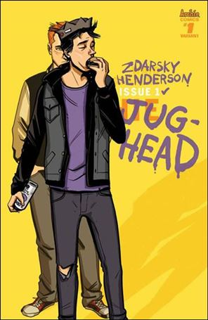 Jughead (2015) 1-F